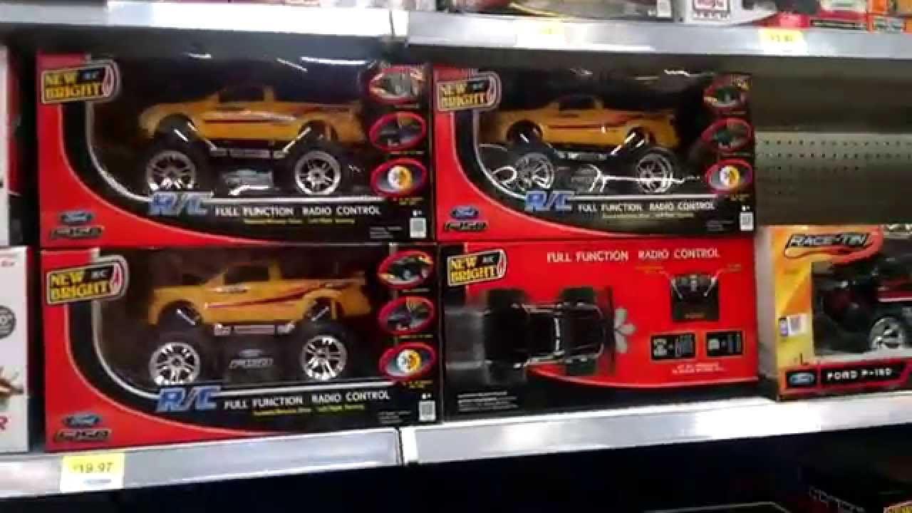 Toy Hunting At Walmart Rc Models And Hotwheels Youtube