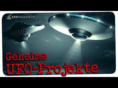Geheime UFO-Projekte - Area 51-Reporter packt aus | ExoMagazin