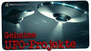 Geheime UFO-Projekte - Area 51-Reporter packt aus | ExoMagazin