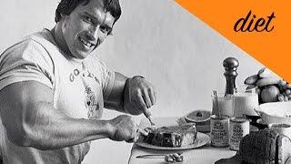 Arnold Schwarzenegger Diet