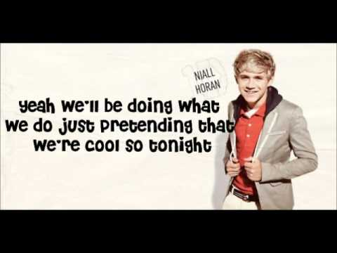 Live While We're Young - One Direction (Official Lyrics With Pictures)