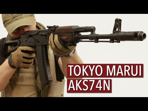 Tokyo Marui AKS74N [Review]