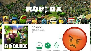 WHY ROBLOX MOBILE SUCKS (No Offense)