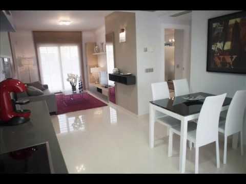 Apartamentos de dise o a 5 minutos de la playa en orihuela for Decoracion de departamentos pequenos y modernos