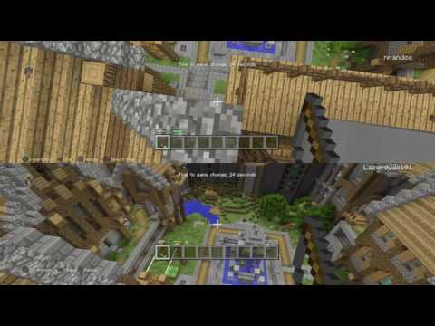 Minecraft - How to escape mini game lobby