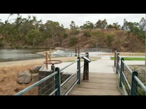 Dights Falls Weir And Fishway Project 2010-2012