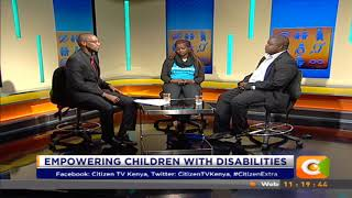 Providing opportunities for children with disabilities #CitizenExtra