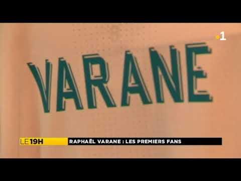 Reportage chez la famille Varane en Martinique