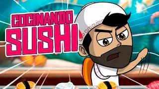 COCINANDO SUSHI - TO-FU Oh!SUSHI | iTownGamePlay