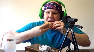[asmr] Dalton Eats Chipotle (no Talking)