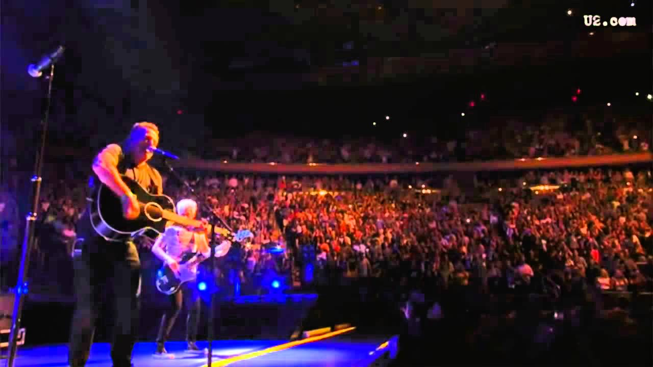 U2 With Bruce Springsteen I Still Haven T Found Live From Madison Square Garden U2ie Tour