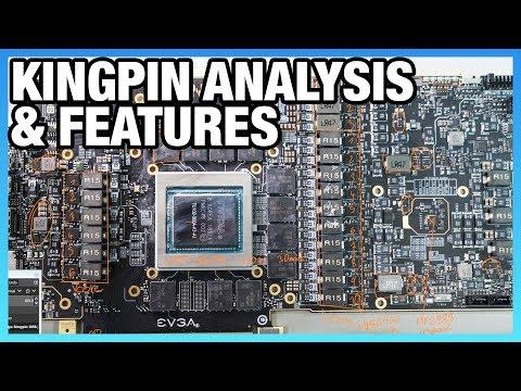 xDevs com | EVGA RTX 2080 Ti KINGPIN Edition Technical Guide