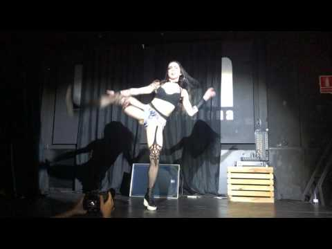 Judge Demo by Dhq Lua on Dancehall Queen Europe 2017