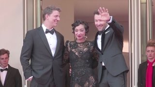 Jeff Nichols, Joel Edgerton and more attends the Premiere of Loving at the Cannes Film Festival 2016