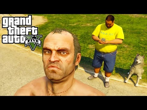 GTA V - Random Moments 10 (Funny Glitches & Like a Boss Moments)