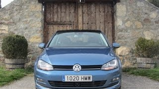 Volkswagen Golf VII. Prueba Portalcoches.net