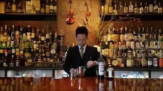 Cocktail movie【 CHURCHILL 】チャーチル! Aslun Japanese style☆