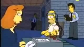 Die simpsons der lügen detector