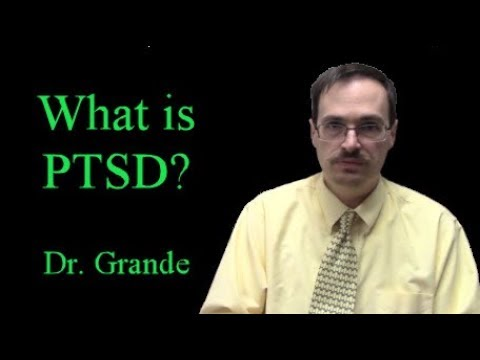 What is Posttraumatic Stress Disorder (PTSD)?