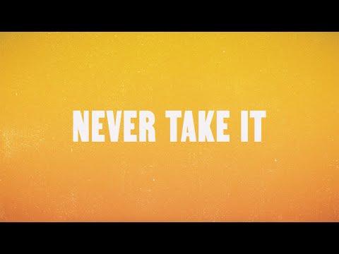Twenty One Pilots - Never Take It (Lyric Video)