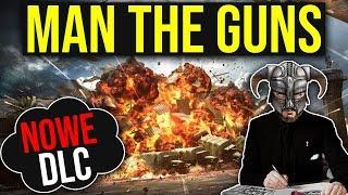 MAN THE GUNS - DROGA POTĘŻNYCH CZARNYCH KOSZUL!