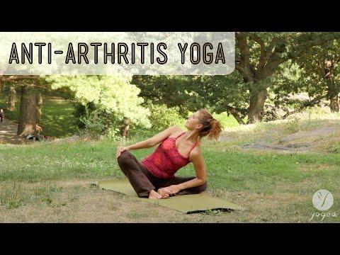 Arthritis Alleviating Yoga Routine: Combo Flex (open level)