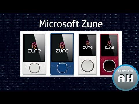 Microsoft Zune - Abandoned History Ep. 14