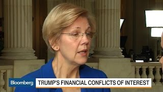 Warren: Trump Should Follow Mnuchin on Blind Trust