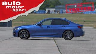 BMW 330i: Hat er noch alle BMW-Gene in sich? - Test/Review   auto motor & sport