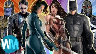 Download Top 10 Biggest Differences Between Marvel and DC Mp3 and Videos