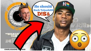 Charlamagne tha God DESTROYS Logic's NEW Song! (Breakfast Club) *MUST WATCH* [It got Personal!]