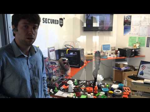 3D Control Systems - 3DprinterOS - R&D facility 1st floor, in Tallinn, Estonia - Anton Vedeshin CTO