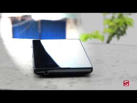 Mở hộp Sony Xperia ZL - Bản sao của Xperia Z - CellphoneS