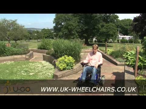 Enigma Energi Electric / Power Wheelchair