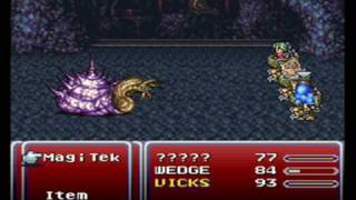 Final Fantasy VI Boss Battle Whelk