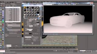 Композитинг 3D рендер пасов во Fusion (Full HD)