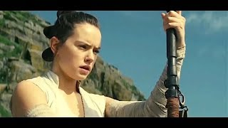 Star Wars The Last Jedi new TV spot & rate it in a new way!
