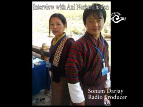 Interview with Ani Norbu Lhaden