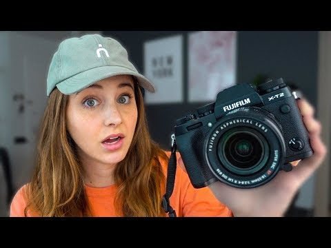 SWITCHING TO A FUJIFILM X-T2 ??? New Camera!