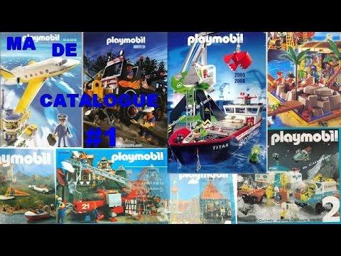 Ma Collection De Livre Playmobil