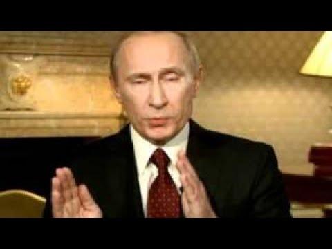 TV interview Prime Minister Vladimir Putin gave to CNNs Larry King (English Subtitles)