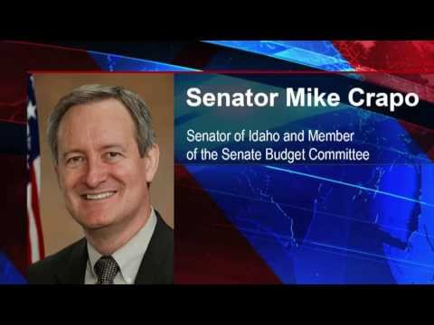 Sen. Mike Crapo On The Economic Effects Of The Sequestration