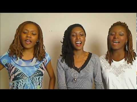 """Hillsong United"" Mighty To Save- Sisters Singing"