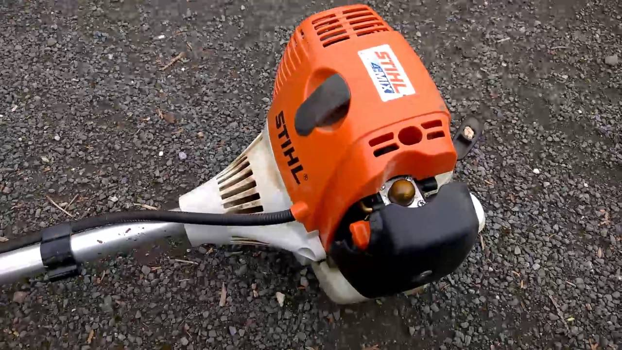 Stihl Fs90 Youtube