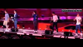 One Direction Live @ Olympic Games closing ceremony - London 2012