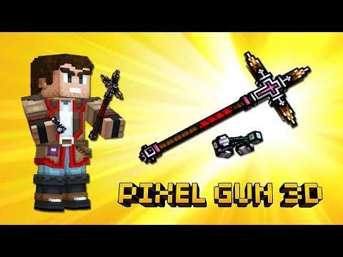Pixel Gun 3D - Осиновое Копье † ASPEN SPEAR (424 серия)