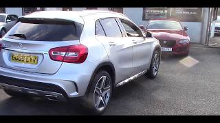 New Mercedes Benz GLA SUV being delivered to @CarLease UK - How Are Lease Cars Delivered?