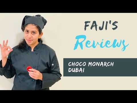 The Choco monarch | Review | Dubai