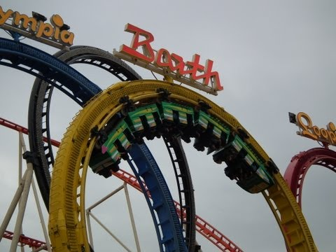 Olympia Looping Barth Offride, Herne Germany