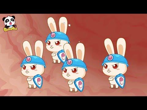 Momo No Quiere Tomar Medicina | Dibujos Animados Infantiles | Buenos Modales para Niños | BabyBus